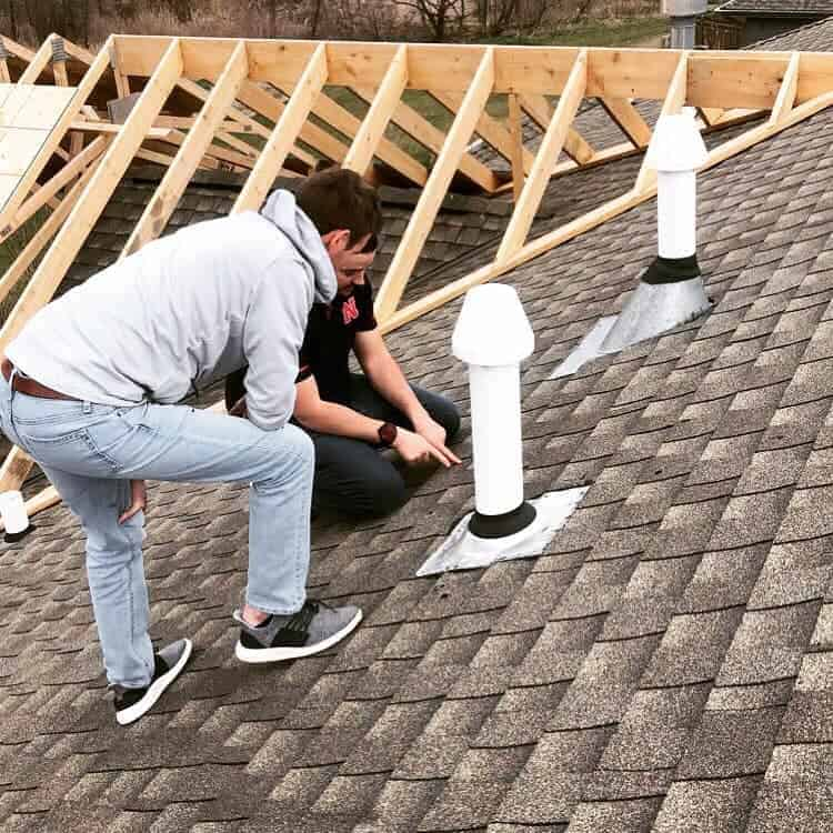 Are your shingles outdated or damaged? Contact our local roofers today for a free shingle repair or replacement estimate.