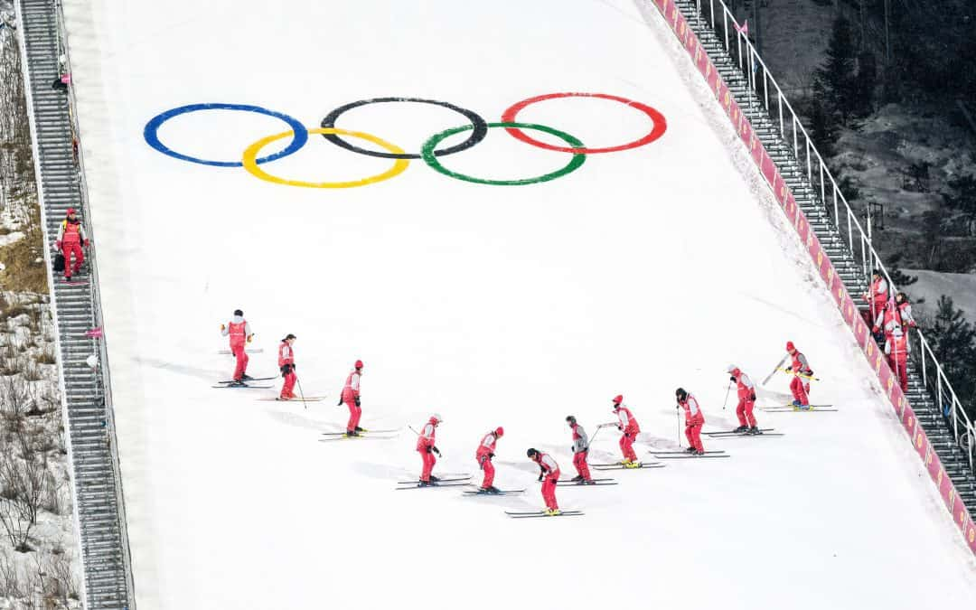 A Brief History Of The Olympics