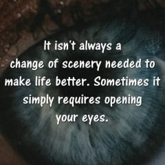 Your Perspective Determines What You See